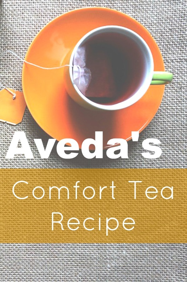 Here is my Aveda tea recipe that I created which is modeled after Aveda's Comfort Tea. It is so delicious! Make a batch and make a cup all year round.