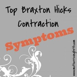 Braxton Hicks Contractions Symptoms