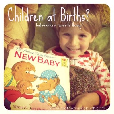 children at births