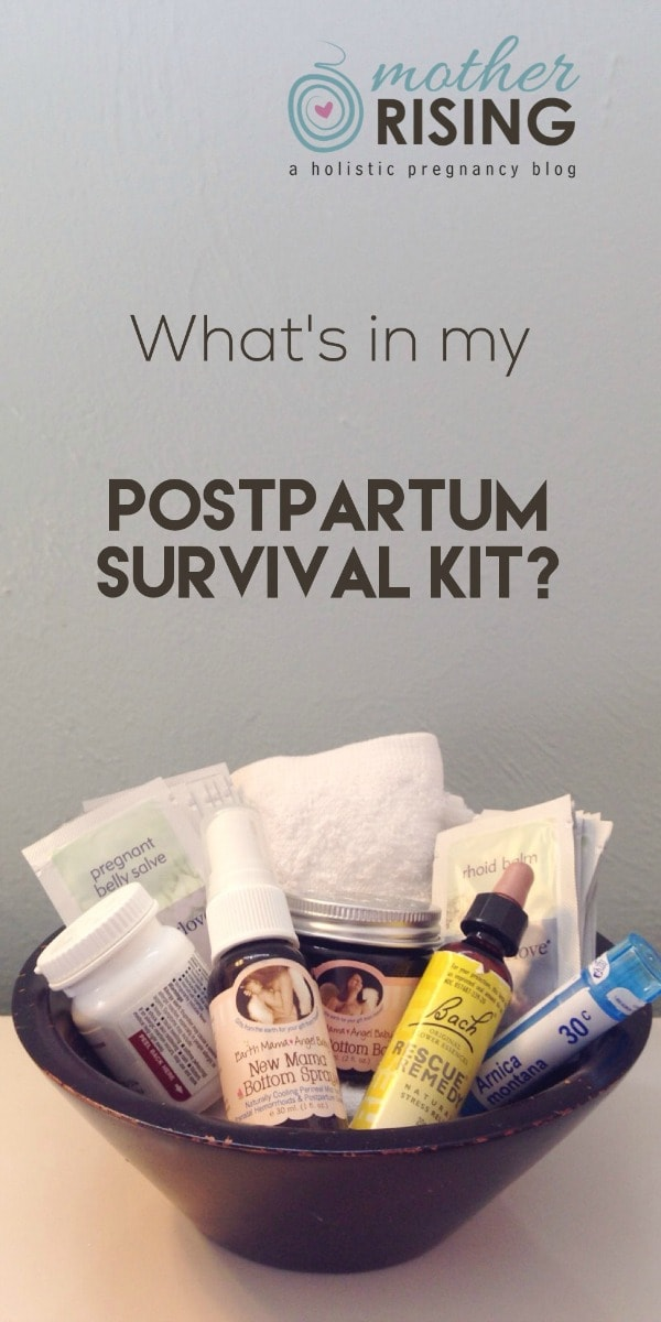 The Best Postpartum Pads for the First Six Weeks | Mother Rising
