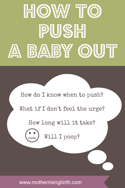 how to push