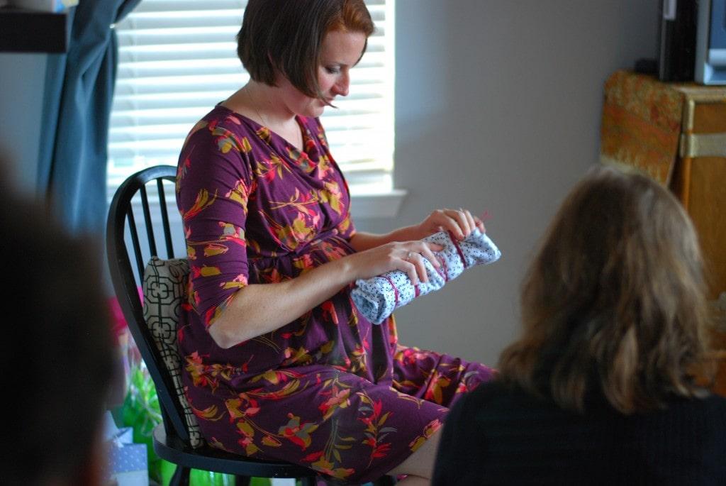 Lindsey Mother Blessing November 201237