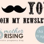 Pregnancy Newsletter | Mother Rising