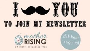 Newsletter Mother Rising