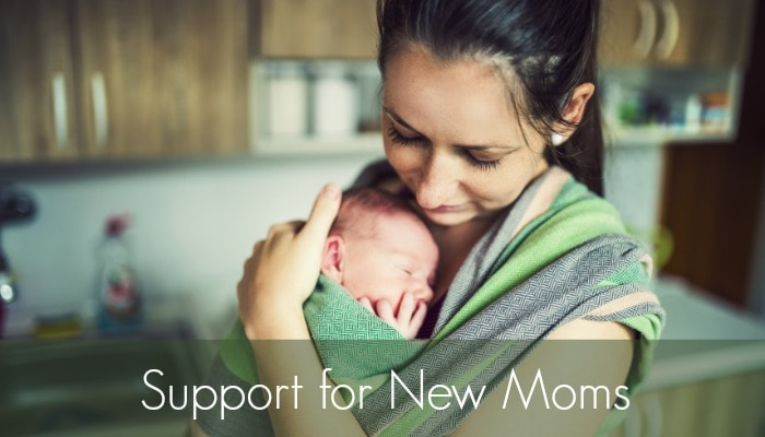 Support For New Moms Mother Rising