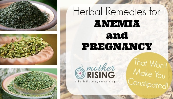 anemia and pregnancy