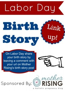 birth story link up 2