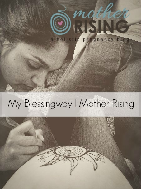 A blessingway is a perfect alternative to a typical American baby shower. Here are ideas, photos, poems and other resources for your blessingway.