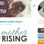 Mother Rising had a Makeover! | Pregnancy Blog
