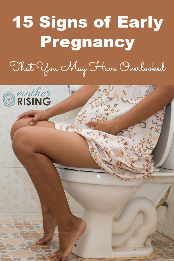 15 Signs of Early Pregnancy That You May Have Overlooked | Mother Rising