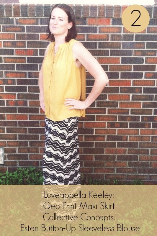 stitch fix review outfit 2