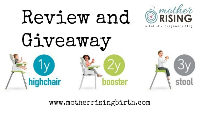 Chicco Stack 3-in-1 Multi-Chair Review/Giveaway | Mother Rising