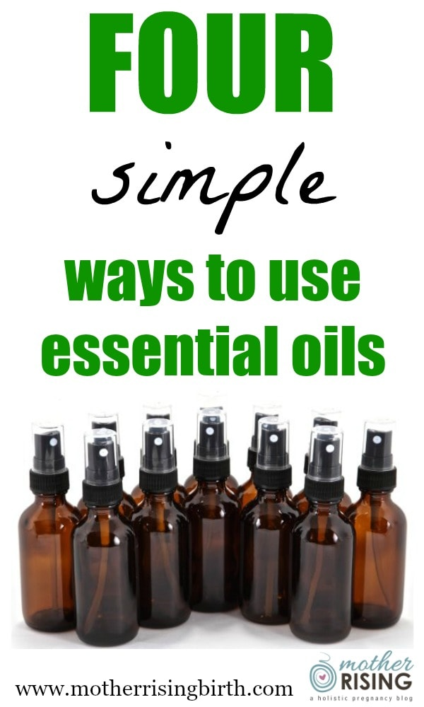 ways to use essential oils