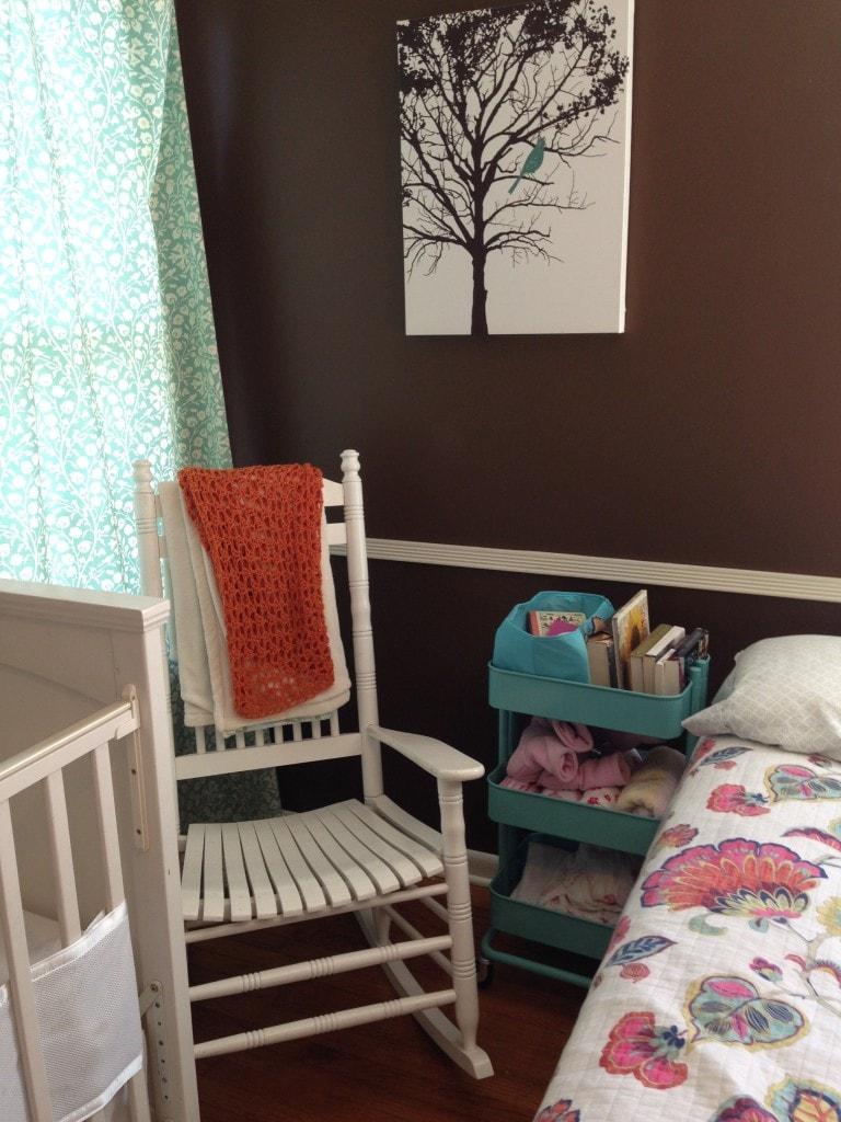 Master Bedroom Nursery mastursery: a nursery in master bedroom | mother rising