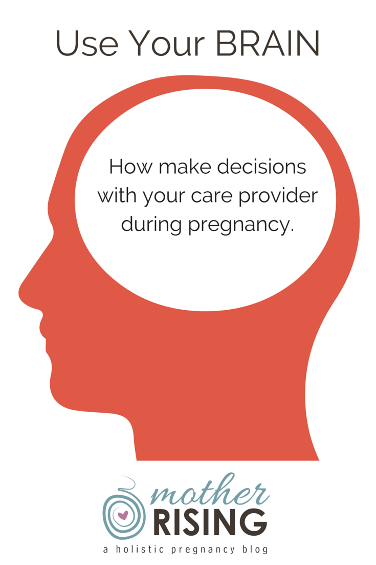 Inductions can be hard especially if it isn't the planned birth experience. However, women should still advocate and be part of the decision making process.