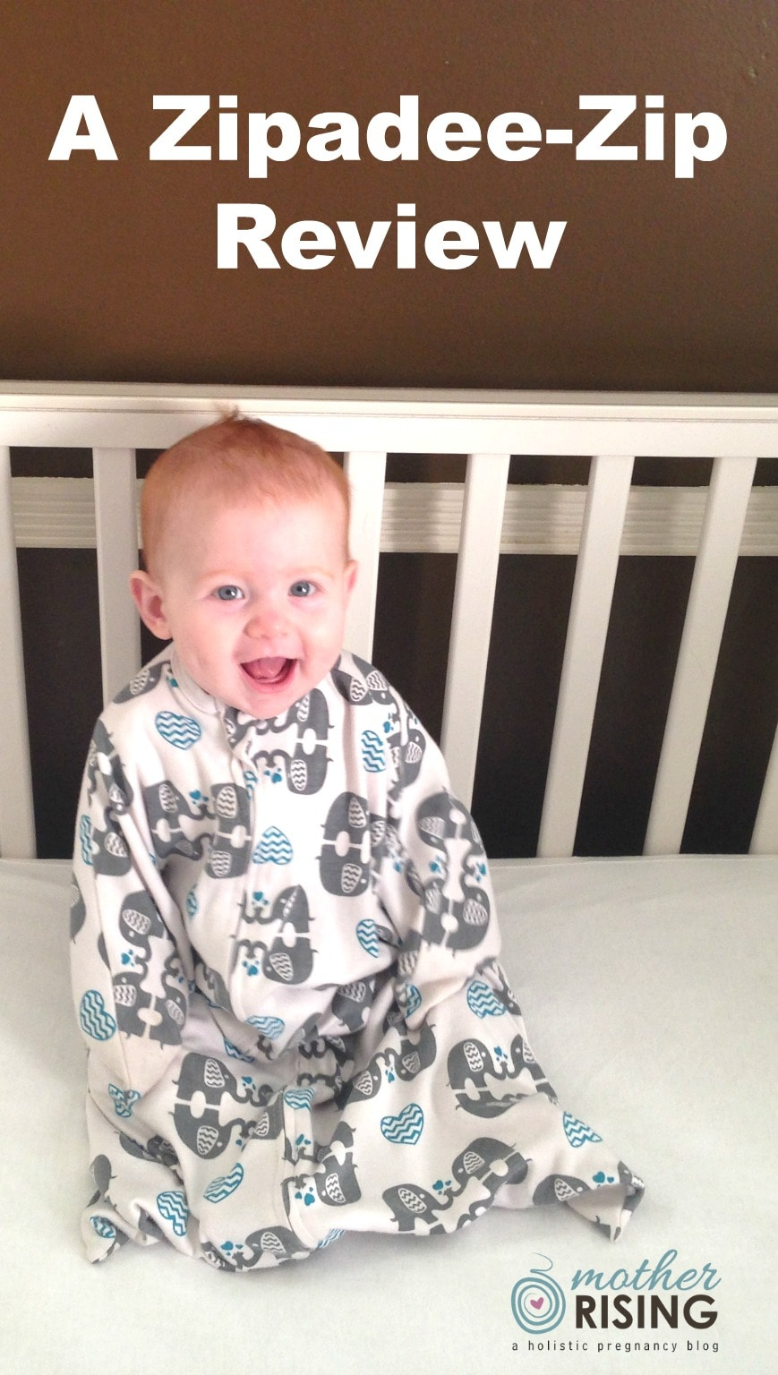 In this Zipadee-Zip Review I compare the Zipadee-Zip to the Baby Merlin's Magic Sleepsuit. Both products are designed to transition a baby out of a swaddle blanket.