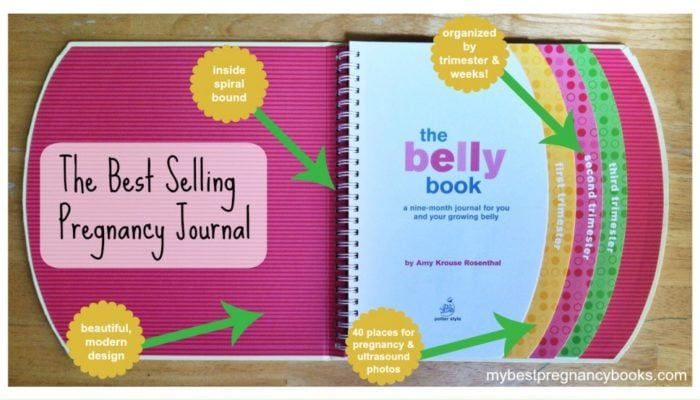 The Best Selling Pregnancy Journal | Mother Rising