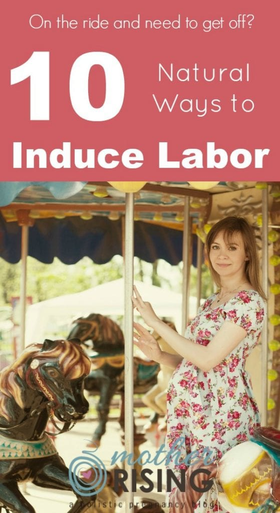 Natural Ways To Induce Labor Mother Rising