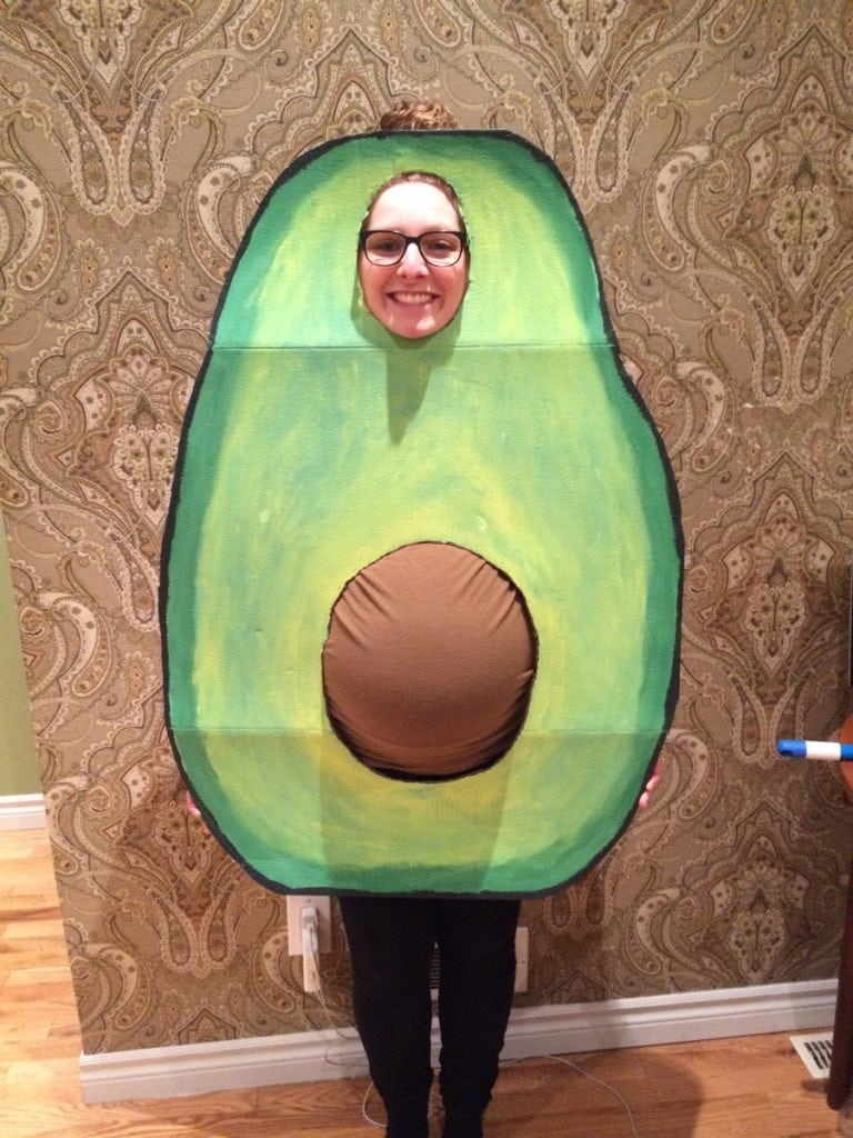 15 Fun Pregnant Halloween Costumes | Mother Rising