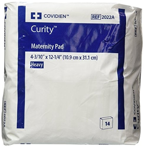 The Best Maternity Pads For The First Week Postpartum