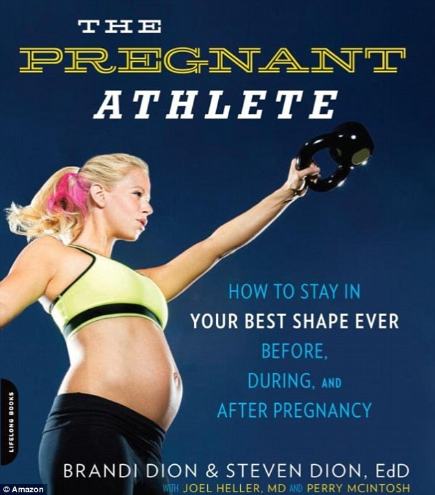 The Pregnant Athlete iswritten to the athletic woman that becomes pregnant and wants to continue her intense exercise routines.