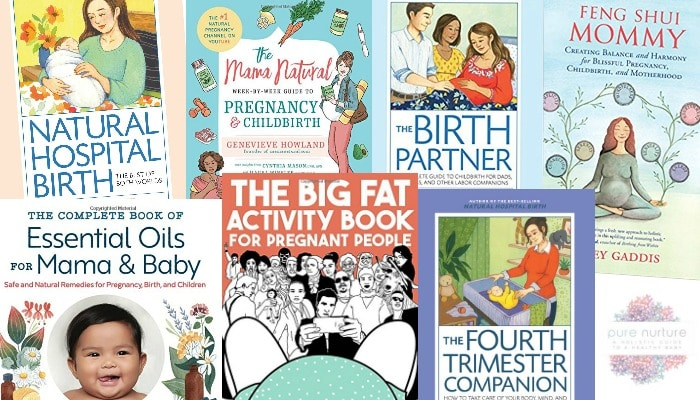 The Best Pregnancy Books of 2017 | Mother Rising