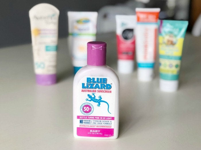 Finding the best baby sunscreen is key to having a safe and fun experience in the sun with the very young. Here's a list of sunscreens for parents buy.