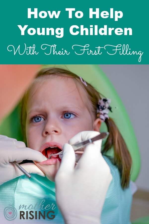 How can a parent help their young child with a first filling? Here are the best tips for helping young children with their first filling.