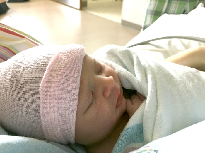Christi's birth story is a quick, intense, and powerful natural hospital VBAC (vaginal birth after cesarean). She is inspiring!