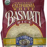 Lundberg Family Farms Organic Rice, White Basmati, 4 Pound