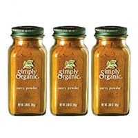 Simply Organic Curry Powder   Certified Organic   3.00 oz. (3 Pack)