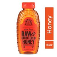 Raw and Unfiltered Honey